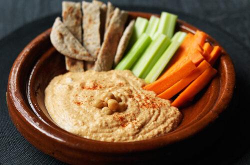 Hummus gezond